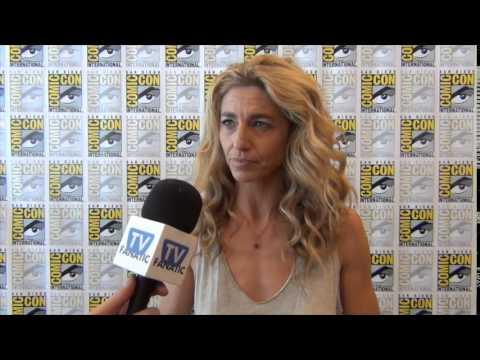Claudia Black Talks Containment