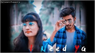 Sukhe I Need Ya | Feat Krystle D'Souza | Jaani | B Praak | By Recreaters