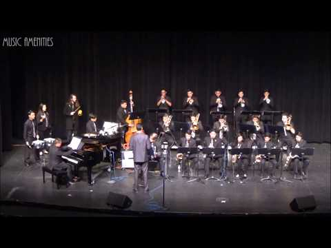 Anaheim HS Colonist Jazz Band || 2018 AUHSD Jazz Showcase