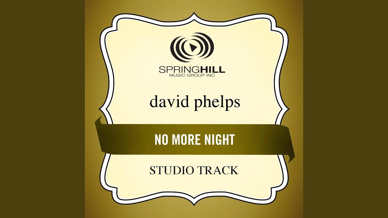 No More Night (Studio Track With Background Vocals)