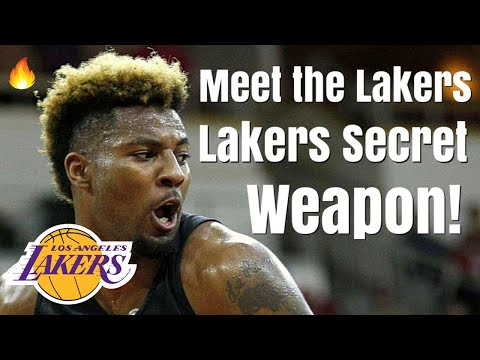 Meet the Los Angeles Lakers New SECRET WEAPON!   Mini Kyle Kuzma Next to Anthony Davis?