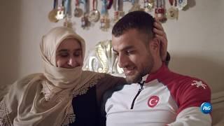 2018 Kış Olimpiyat Oyunları Yolunda Hamza Dursun ve annesini gururla destekliyoruz.