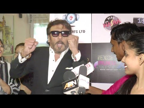 Jackie Shroff's FUNNY Tapori Interview