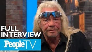 Duane 'Dog' Chapman Gives Tearful Interview After Wife Beth Chapman's Death | PeopleTV