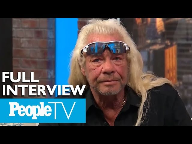 Duane \'Dog\' Chapman Gives Tearful Interview After Wife Beth Chapman\'s Death   PeopleTV