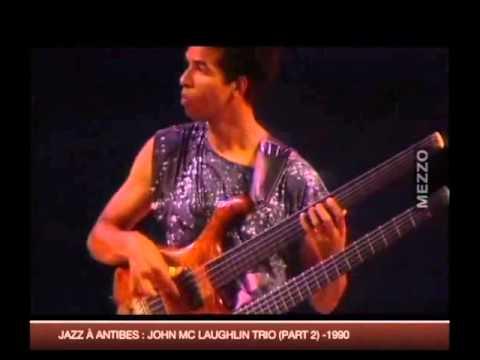 John McLaughlin Trio / Jazz À Juan - Antibes 1990