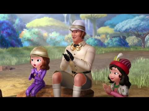 Sofia the First - Dad's and Daughter's Song