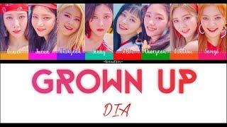 DIA - Grown Up