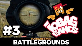 IOBAGG - PlayerUnknown's BATTLEGROUNDS P3