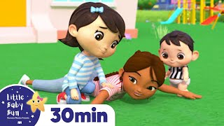 The Boo Boo Song - Accidents Happen + More Nursery Rhymes & Kids Songs - Little Baby Bum ABC Kids