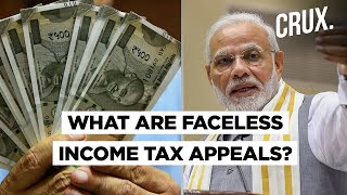 CBDT Launches Faceless Income Tax Appeals To Boost Tax Transparency In India