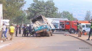 Kigali: Impanuka y'imodoka yahitanye ubuzima bw'abantu thumbnail