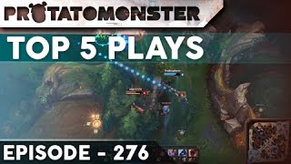 League of Legends Top 5 Plays Week 276