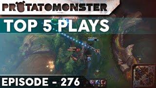League of Legends Top 5 Plays Week 276