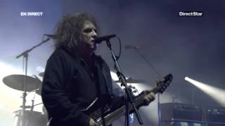 The Cure - Play For Today (Live : Vieilles Charrues in Carhaix, FR | July 20th 2012)