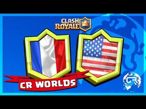 FRANCE vs USA FEAT AZILYS ET NICO COUPE DU MONDE MATCH DE PREPARATION