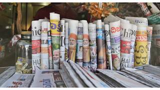 History of Newspaper in India Pre-independence (Before 1947) and After Independence