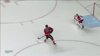 Shootout: Panthers vs Flames