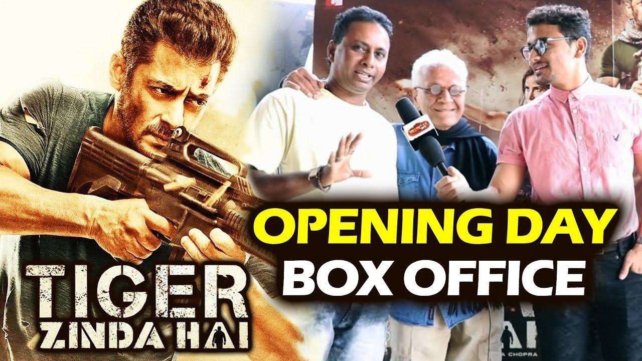 Tiger Zinda Hai Opening Day Box Office Collection Prediction By Bobby Bhai Salman Katrina