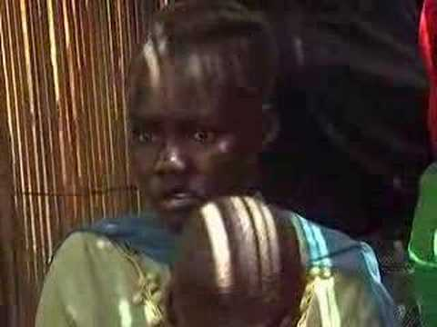 UNICEF Goodwill Ambassador Johann Koss visits Sudan (6205)