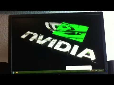 Nvidia Quadro 4000 Test