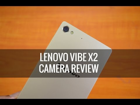 Lenovo Vibe X2 Camera Review