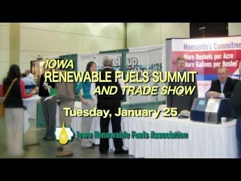 Iowa Renewable Fuels Summit and Trade Show - TV Spot