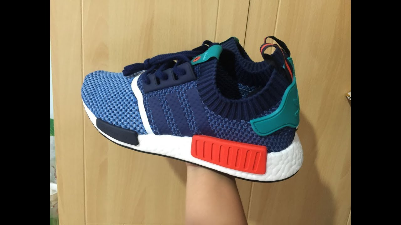 Packer zapatos x Adidas Consortium NMD Runner PK YouTube