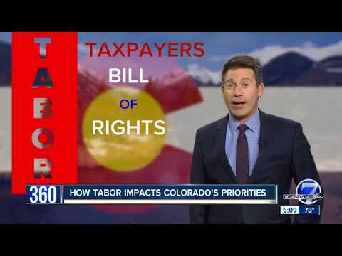 Colorado's TABOR amendment getting fresh scrutiny amid funding discussions, proposed ballot measures