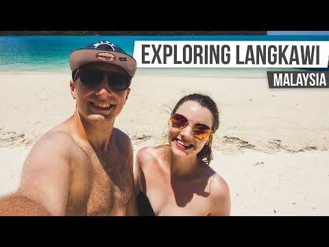 48 HOURS IN LANGKAWI | Malaysia & Singapore #4