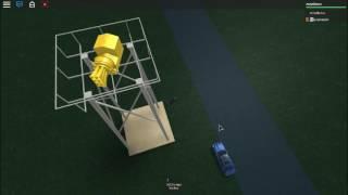 ROBLOX: Chrystler Air Raid Siren Attack And Growl