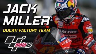 MotoGP 2020 Jack Miller for Ducati 2021