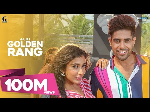 GOLDEN RANG - GURI  (Official Video) Satti Dhillon | Latest Punjabi Songs 2018