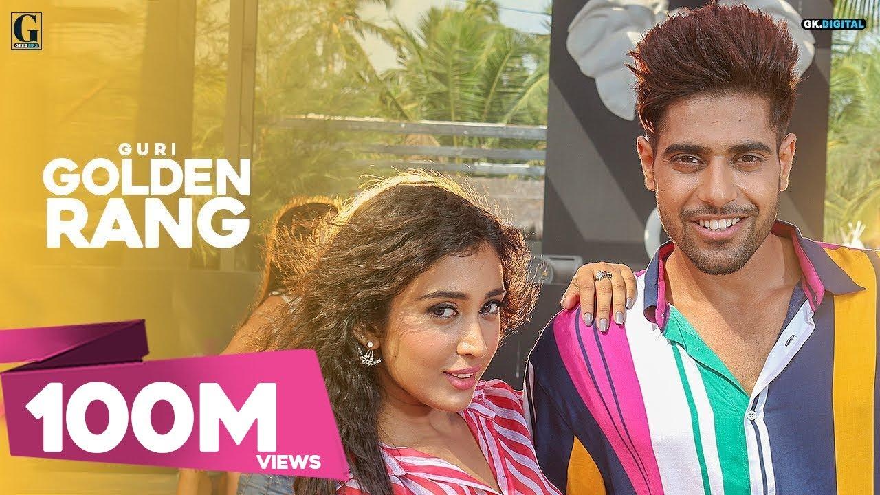 Golden Rang : Guri (Official Video) Satti Dhillon | Latest Punjabi Songs 2018