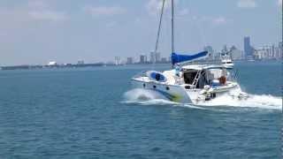 40' Kit Cat Power Catamaran