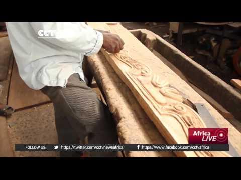 DR Congo entrepreneur's antique furniture gets world acclaim