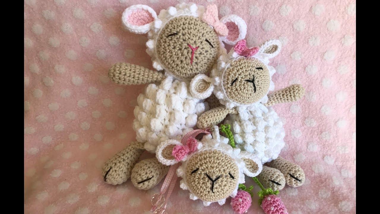 36 Melhores Ideias de Ovelha em croché | Ovelha, Crochê, Amigurumi | 720x1280
