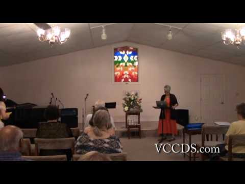 061216 – Nancy Stokes ~ Valley Community Church, Divine Science ~ Roanoke, VA