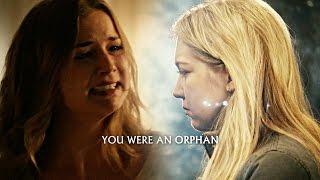 You were an orphan