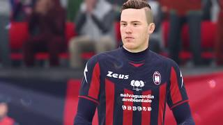 Video Gol Pertandingan Crotone vs Chievo Verona