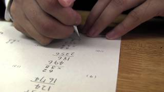 小学校・中学校「算数・数学」からのやり直しに真剣に取り組み、快調に...
