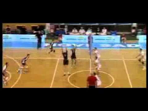 12 11 WSLM I kolo Vojvodina Partizan