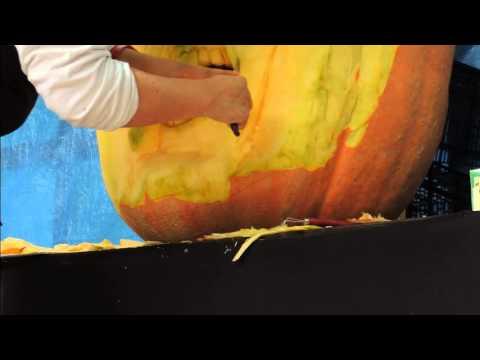 Como hacer calabazas de halloween youtube - Como hacer calabazas de halloween ...