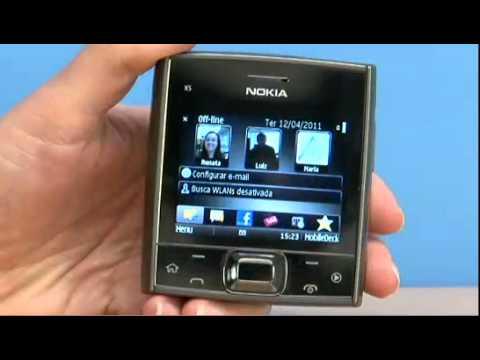 Nokia X5 mira público jovem