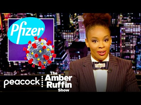 Coronavirus Vaccines, Election Results, & Total Landscaping: Week In Review | The Amber Ruffin Show