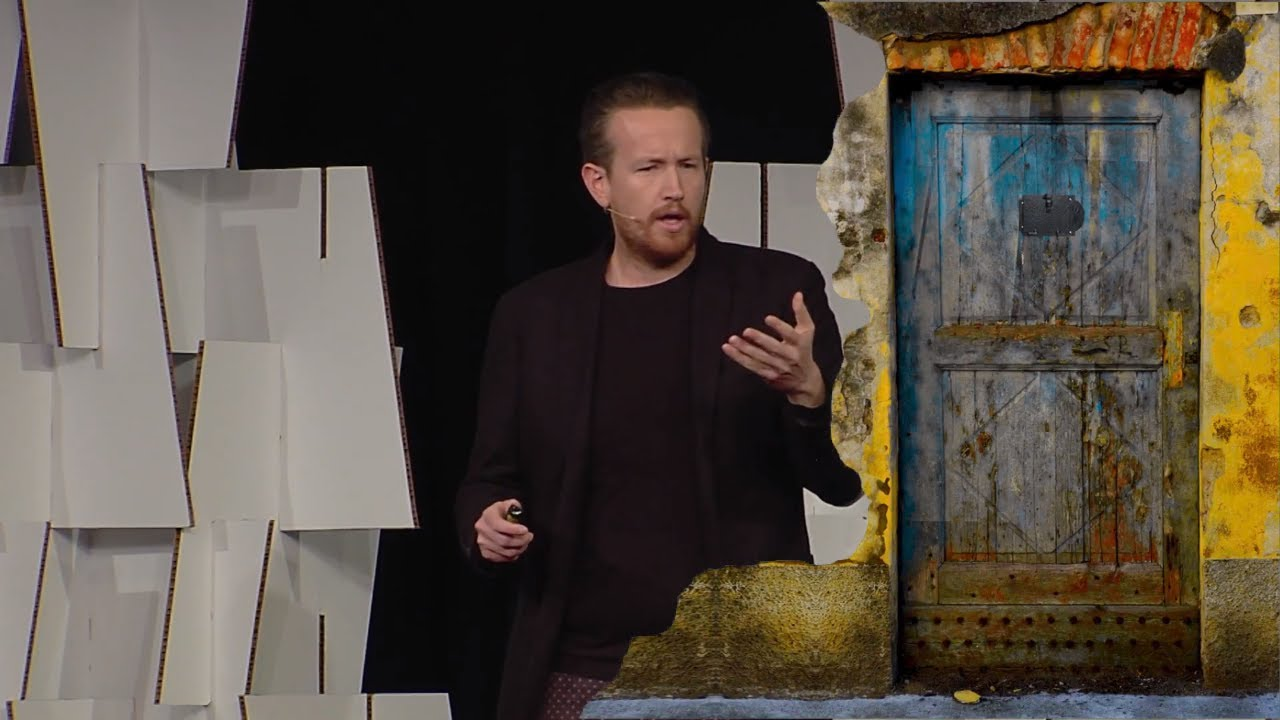 Who's teaching us to read and write visuals? | David Hooker | TEDxBeaconStreet