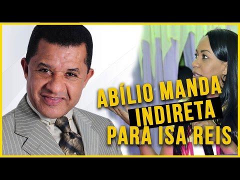 Abílio Santana Manda Indireta Para Isa Reis No Gideões