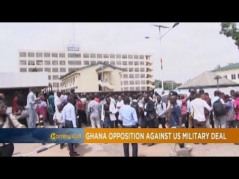 Ghana's Controversial US Military Deal [The Morning Call]