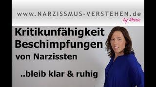 Narzissmus: Keine Kritikfähigkeit & keine Lösungen, stattdessen Entwertung Beispiele & Tipps