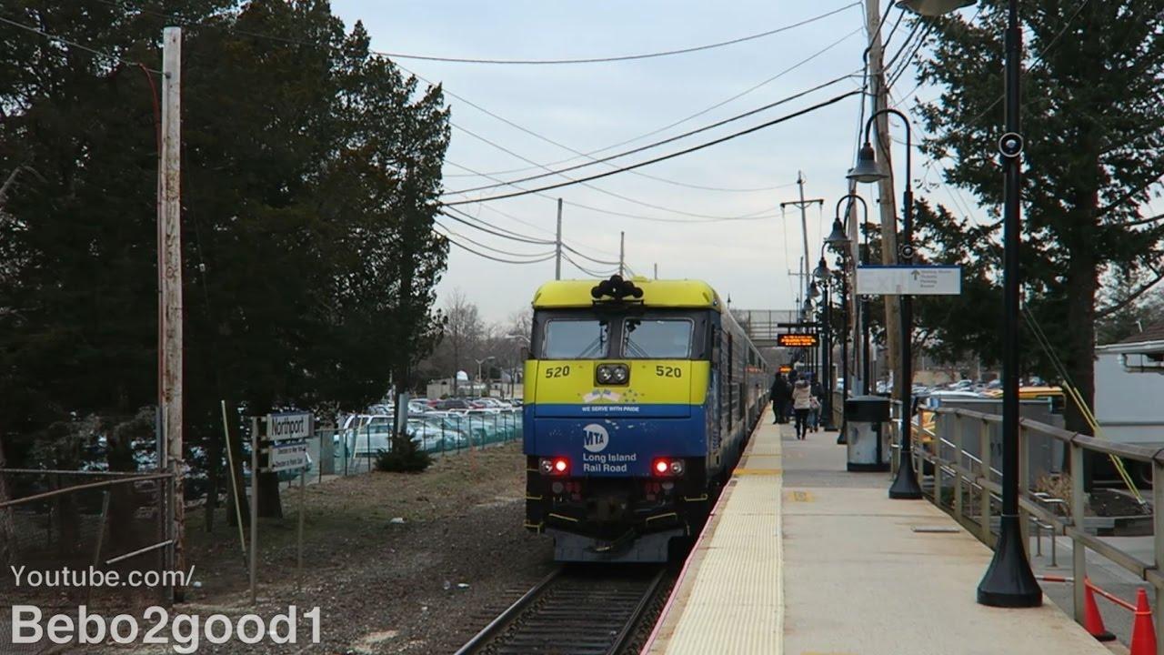 Port Jefferson Long Island Railroad Youtube